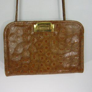 Vintage Frenchy of California Leather Handbag
